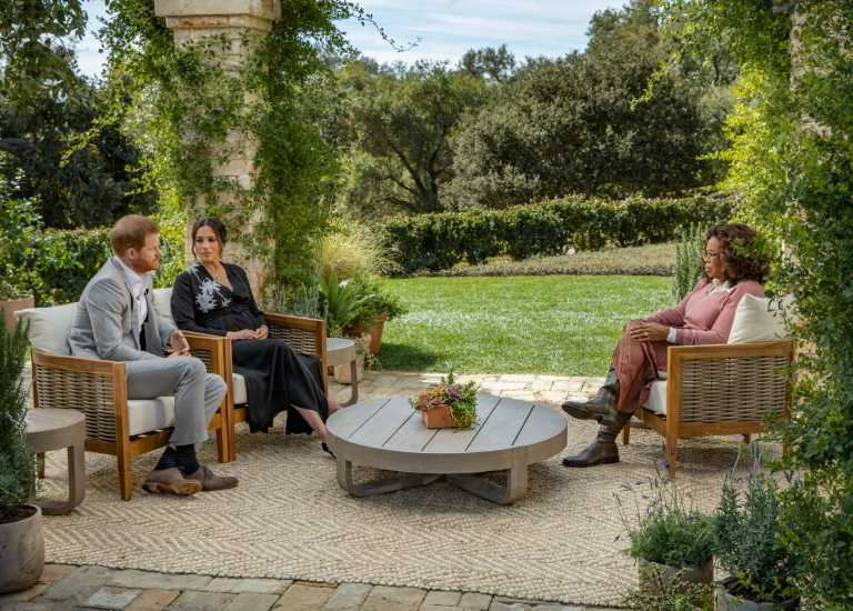 Η συνέντευξη του πρίγκιπα Χάρυ και της Μέγκαν Μαρκλ στην Όπρα Γουίνφρεϊ