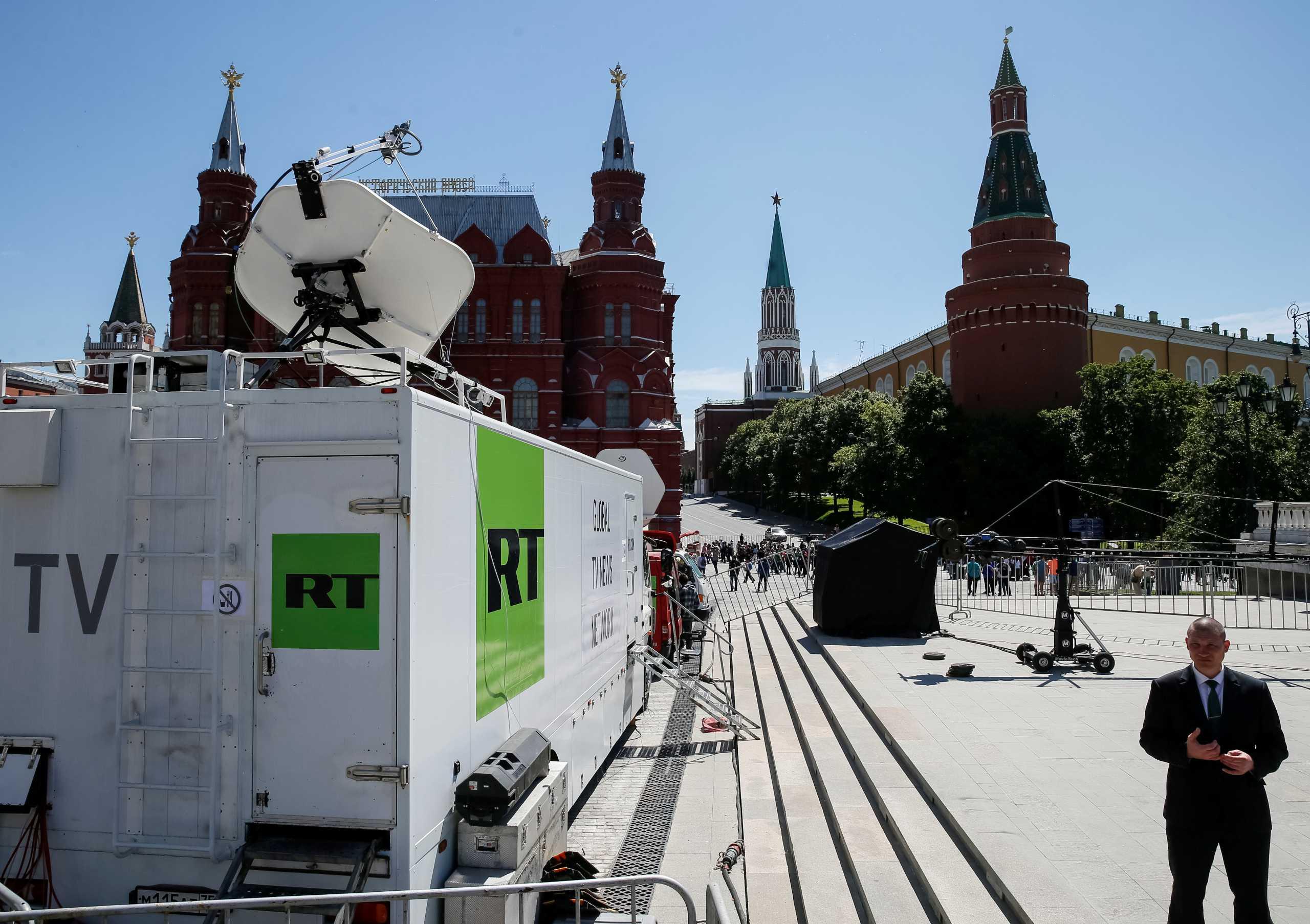Το Βερολίνο προειδοποιεί τη Μόσχα: Μη βάλετε περιορισμούς στους δημοσιογράφους μας