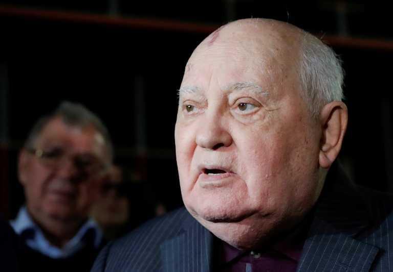 Γκορμπατσόφ: Ο τελευταίος ηγέτης της ΕΣΣΔ γιορτάζει τα 90 του «σε καραντίνα» – Οι ευχές του Πούτιν