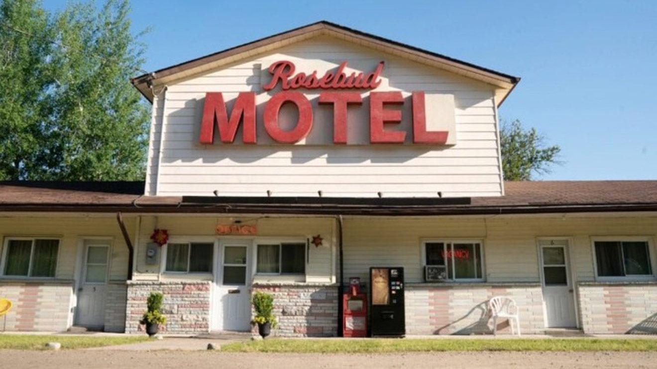 Πωλείται… όπως είναι επιπλωμένο το Rosebud Motel του Schitt's Creek