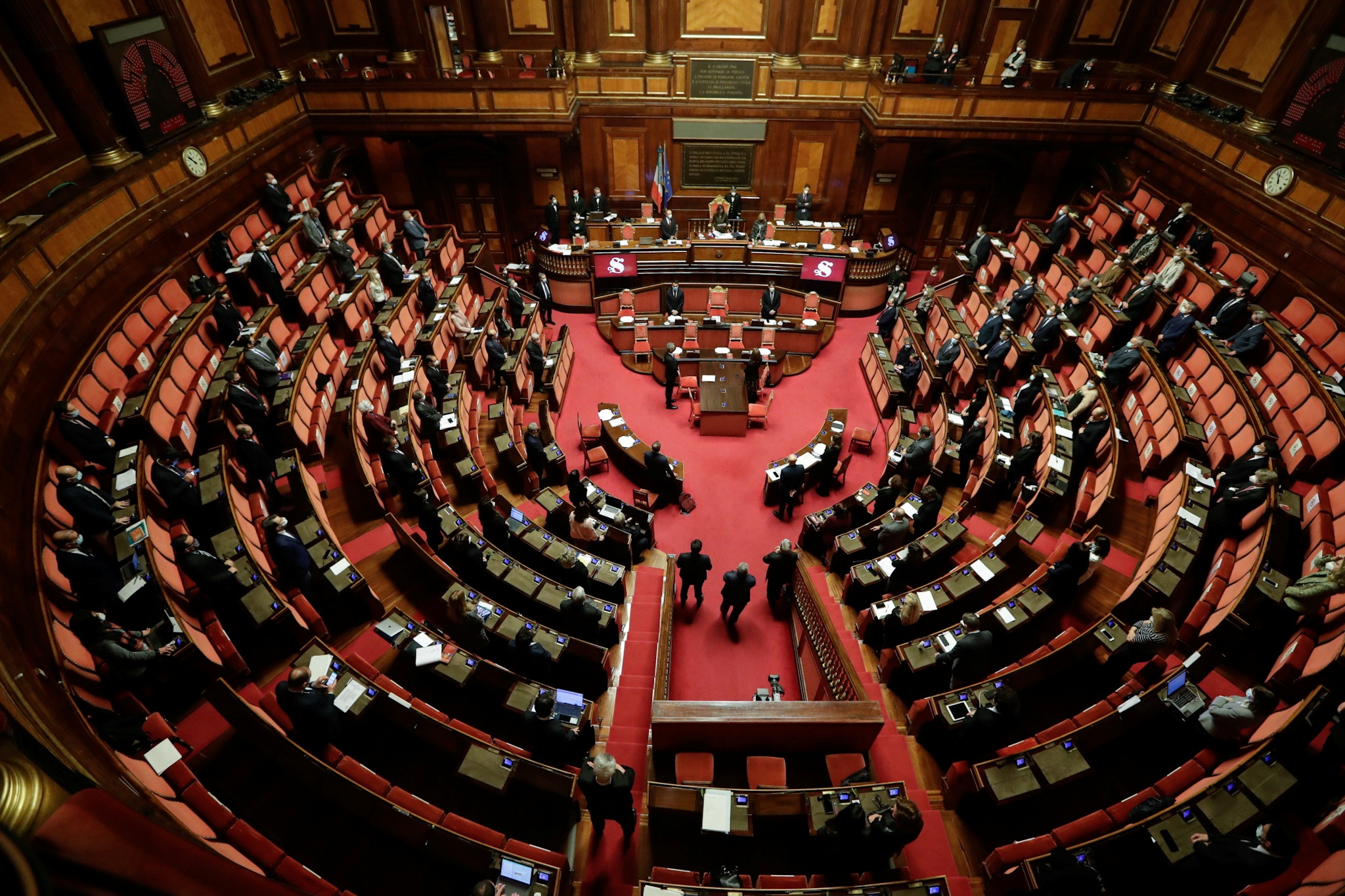 H ιταλική Βουλή επικύρωσε τη συμφωνία Ιταλίας – Ελλάδας για την οριοθέτηση των θαλάσσιων ζωνών