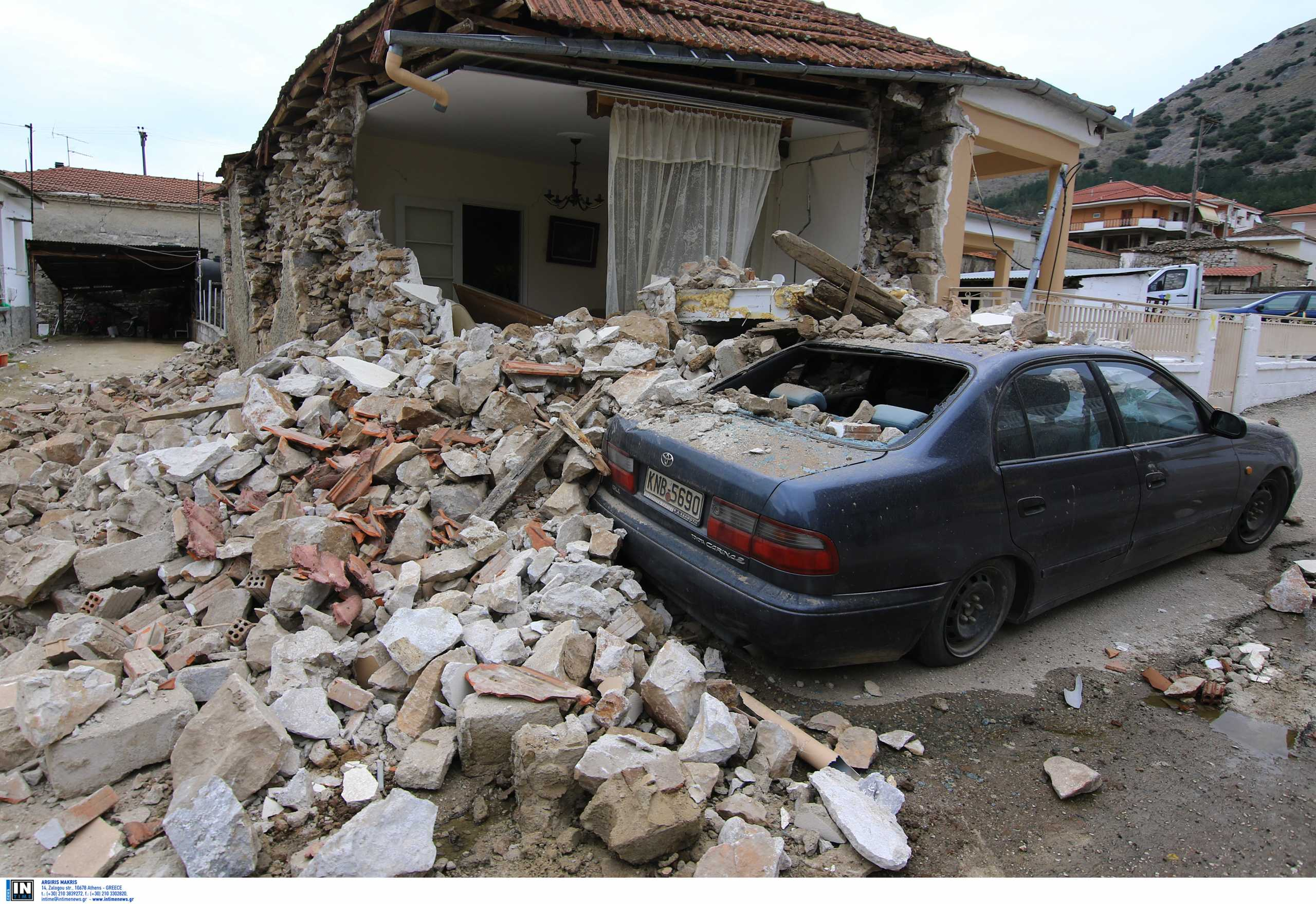 Λέκκας: Έτσι γλίτωσαν τραυματισμούς από το σεισμό μαθητές και καθηγητές στη Θεσσαλία