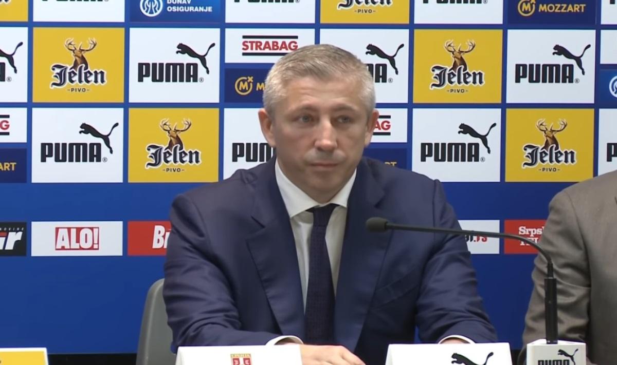Σερβία: Παραιτήθηκε ο πρόεδρος της ποδοσφαιρικής Ομοσπονδίας – Τον «συνδέουν» με το οργανωμένο έγκλημα