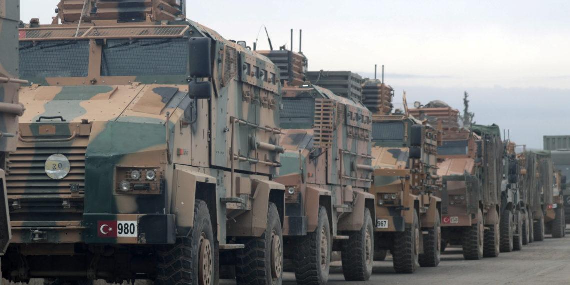 Συρία: «Οργή» Μόσχας για την στρατιωτική βάση που δημιούργησε η Τουρκία στη Ράκκα