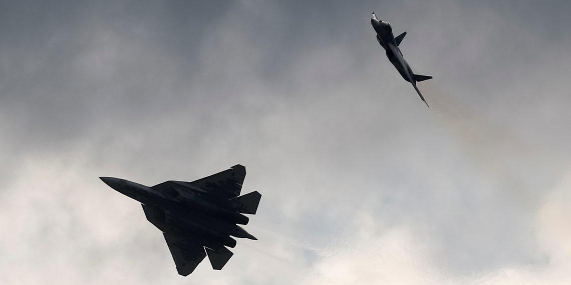 Su-57: Χαμός στο ίντερνετ με το πολυβόλο και τον «ανατριχιαστικό» ήχο του (video)
