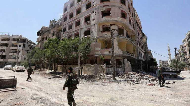 Μακελειό στη Συρία – Τουλάχιστον 18 νεκροί
