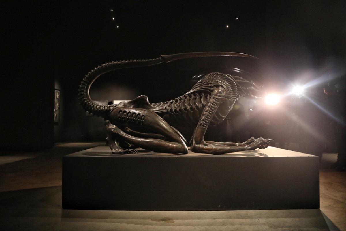 Πωλείται το πρωτότυπο Alien της ομώνυμης ταινίας – Δημοπρασία πολλών αστέρων στο L.A.