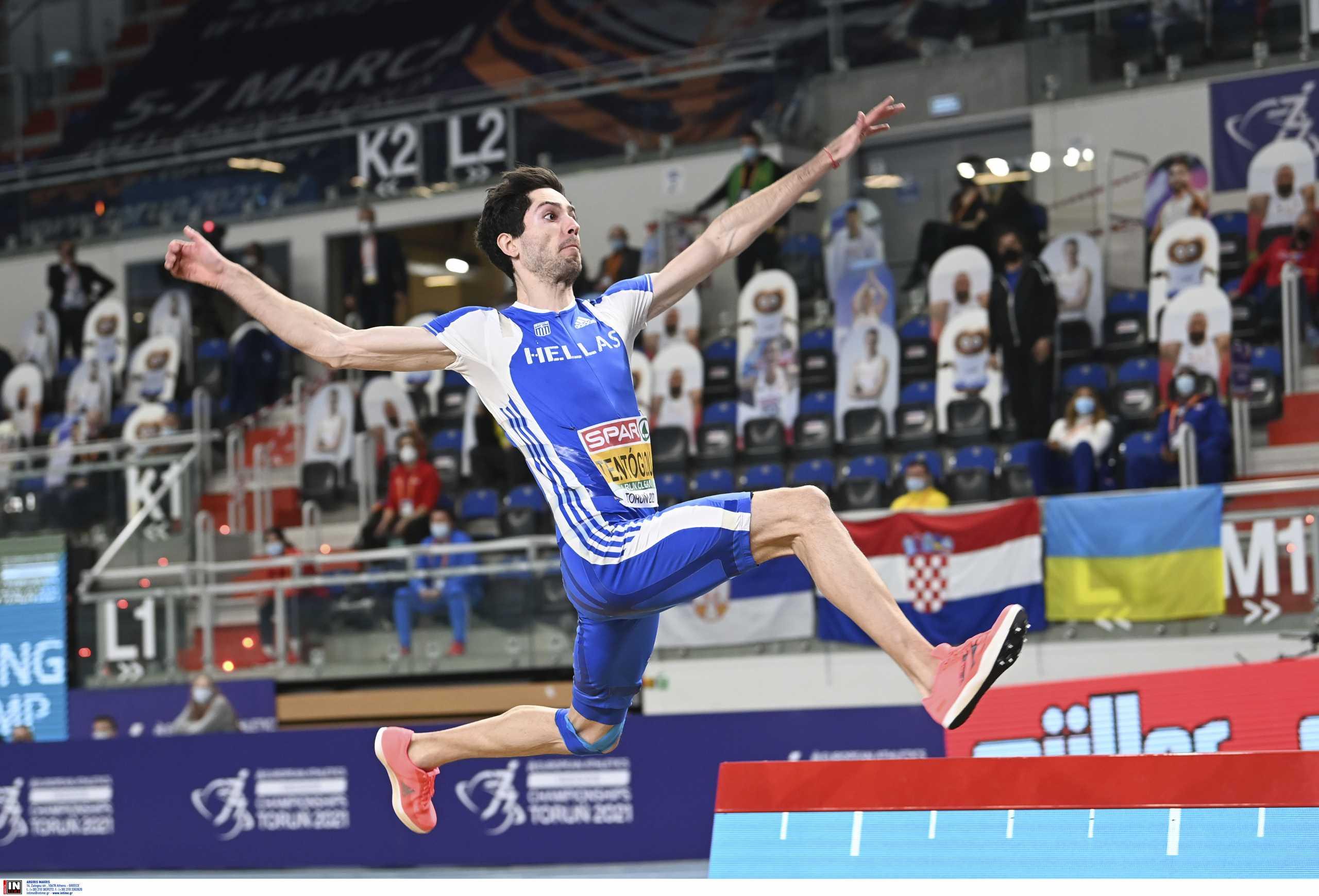 Πρωταθλητής Ευρώπης με την κορυφαία επίδοση στον κόσμο ο Τεντόγλου στο μήκος (video)