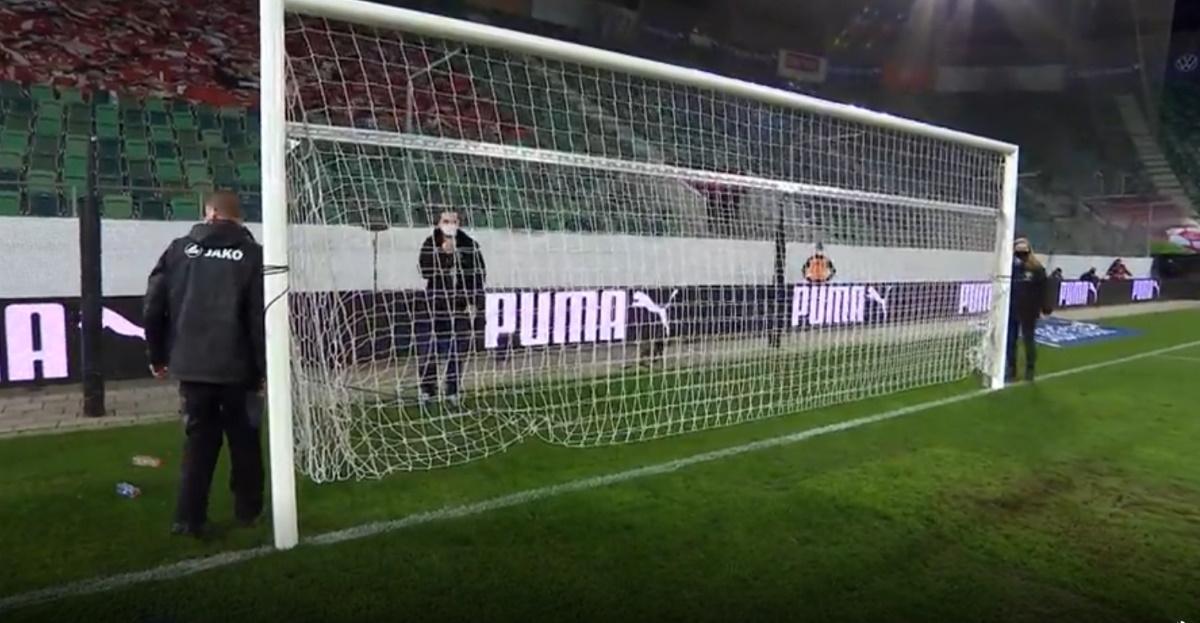 Ελβετία – Λιθουανία: Άλλαξαν το τέρμα πριν την έναρξη του αγώνα (video)