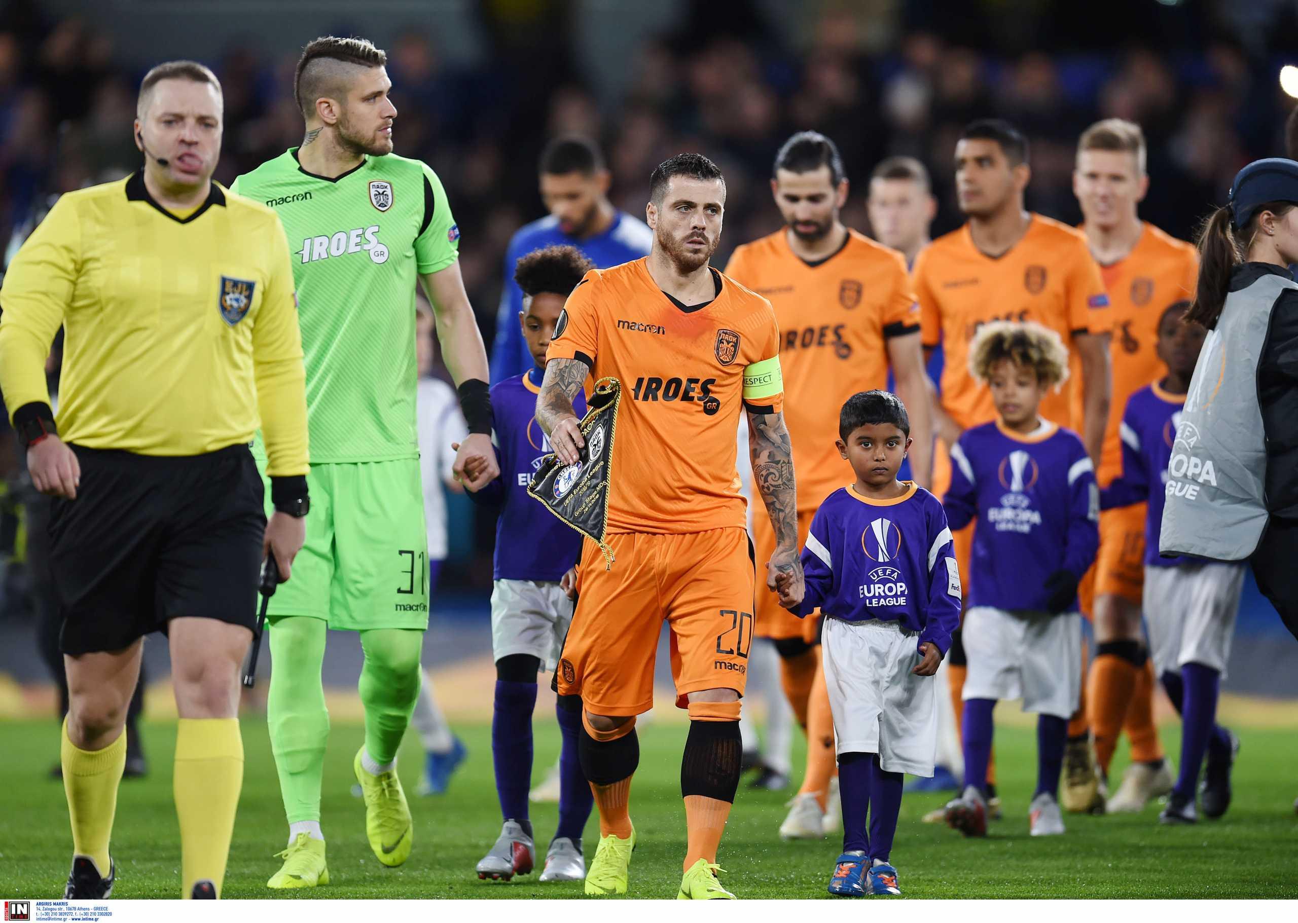 Παναθηναϊκός – ΠΑΟΚ: Θετικός στον κορονοϊό ο Εσθονός διαιτητής που «σφυρίζει» το ματς