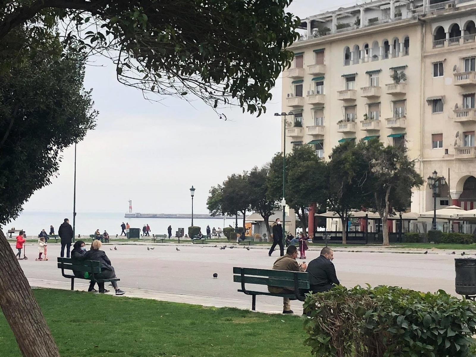 Κορονοϊός: Σταθεροποιείται το ιικό φορτίο των λυμάτων στη Θεσσαλονίκη