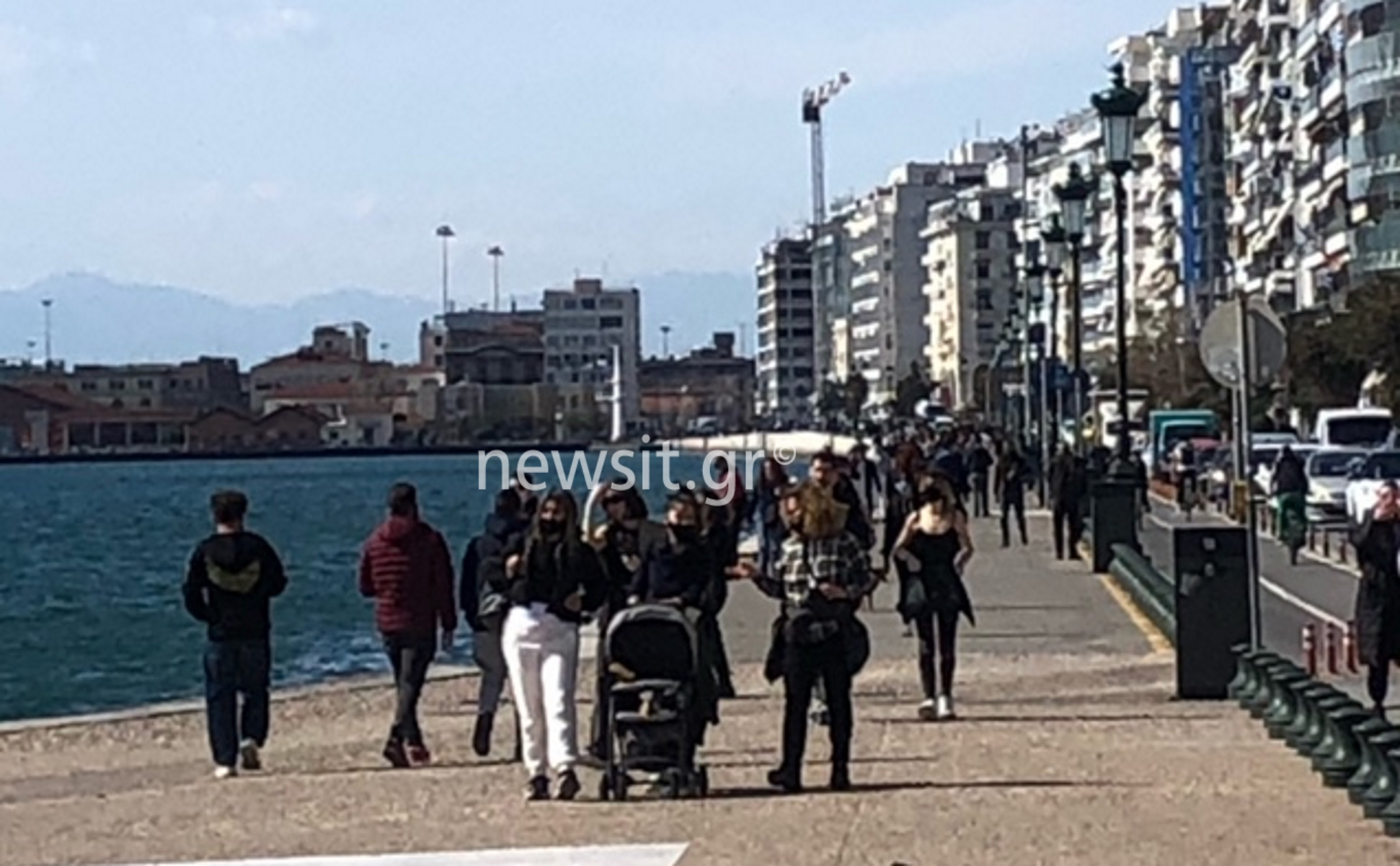 Κορονοϊός: Τι ανησυχεί περισσότερο τους Θεσσαλονικείς στην πανδημία – Αποκαλυπτική έρευνα