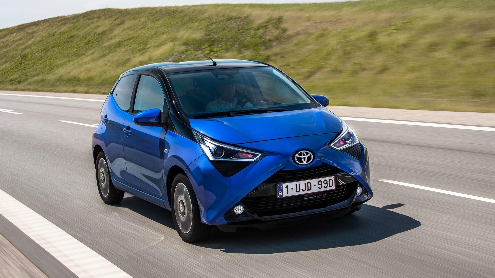 Η Toyota ετοιμάζει ένα νέο προσιτό αυτοκίνητο πόλης