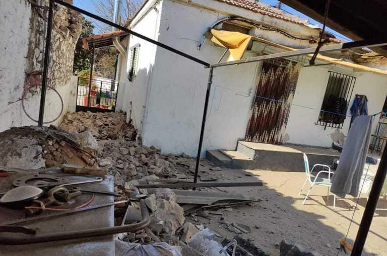 80 πληγωμένα σπίτια στο Ζάρκο Τρικάλων – Ποιος είπε «ο Θεός έστειλε τον σεισμό»