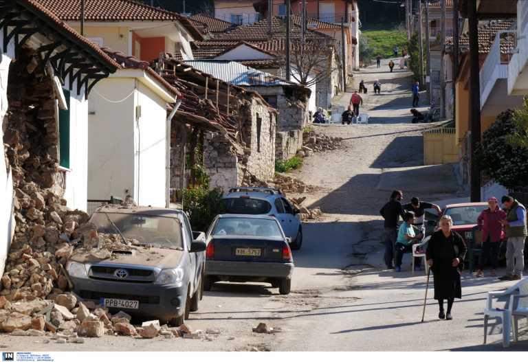Σεισμός στην Ελασσόνα: Βρήκαν τον «ένοχο» για τις δύο ισχυρές δονήσεις
