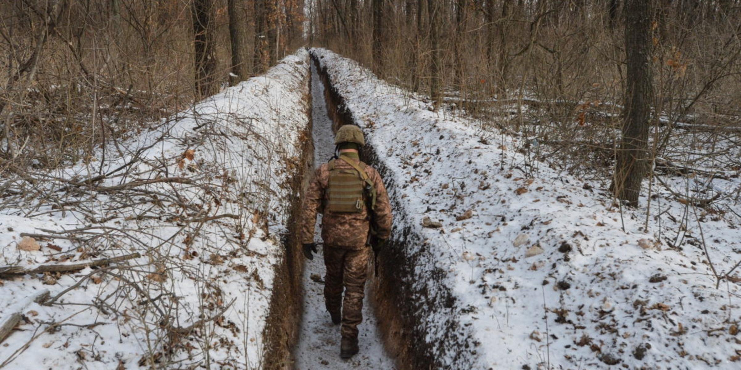 «Σειρήνες πολέμου» στην Ουκρανία: Ρωσικές στρατιωτικές δυνάμεις αναπτύσσονται στα σύνορα