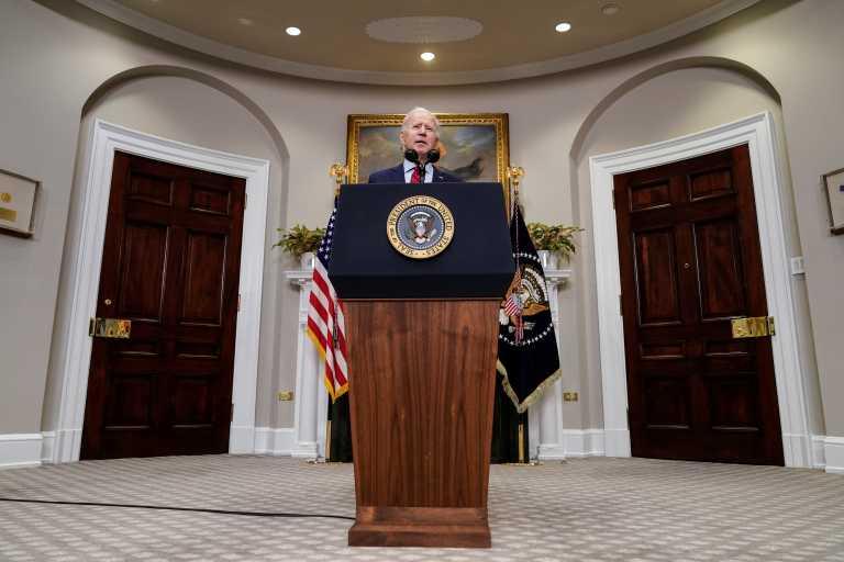 ΗΠΑ: Πρώτη ήττα για τον Τζο Μπάιντεν στο Κογκρέσο