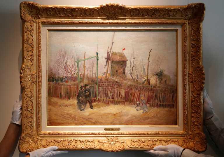 Βαν Γκογκ: Σε δημοπρασία το ακριβοθώρητο αριστούργημα του θρυλικού ζωγράφου
