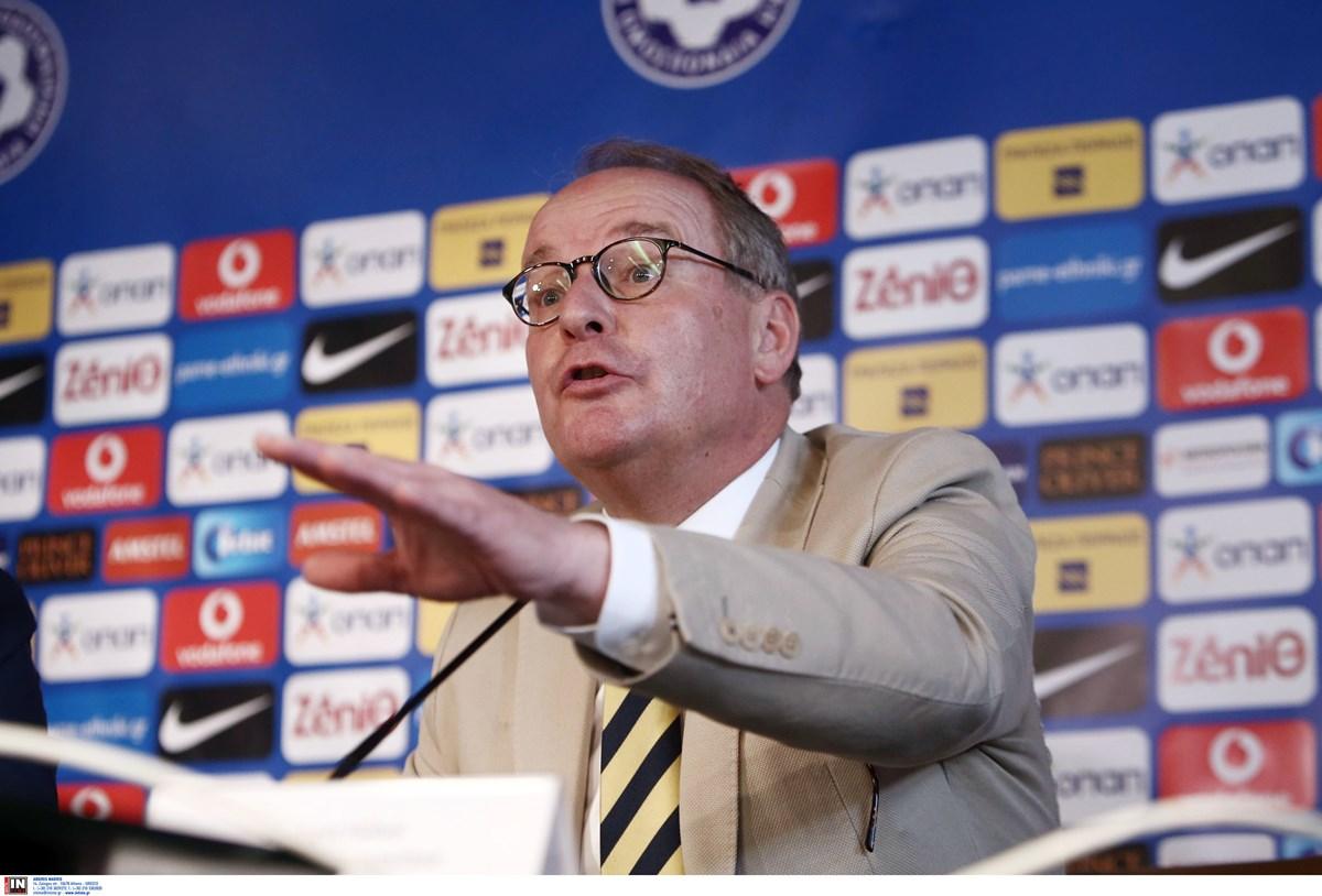 Χούμπελ στην ΕΠΟ: «Δυσκολευτήκαμε να προσαρμοστούμε – Θα πάει καλύτερα το ελληνικό ποδόσφαιρο»