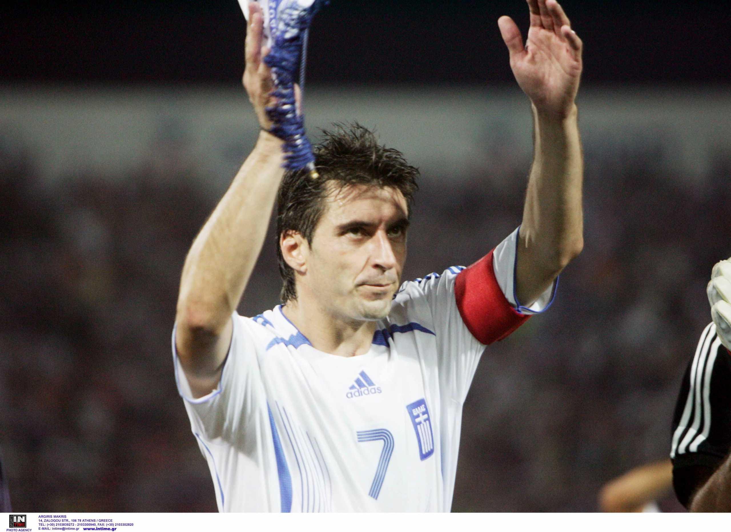 Μήνυμα Ζαγοράκη για την επέτειο του 2004: «Πίστη στην πανίσχυρη δύναμη της ομάδας»