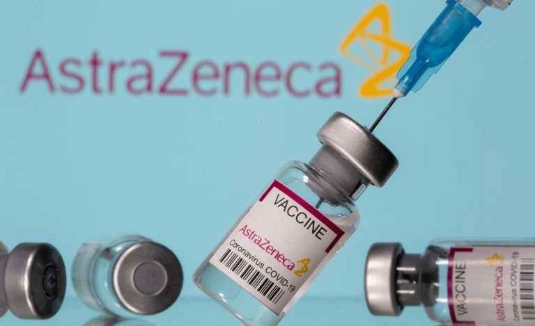 κορονοϊός εμβόλιο μάσκα Astrazeneca