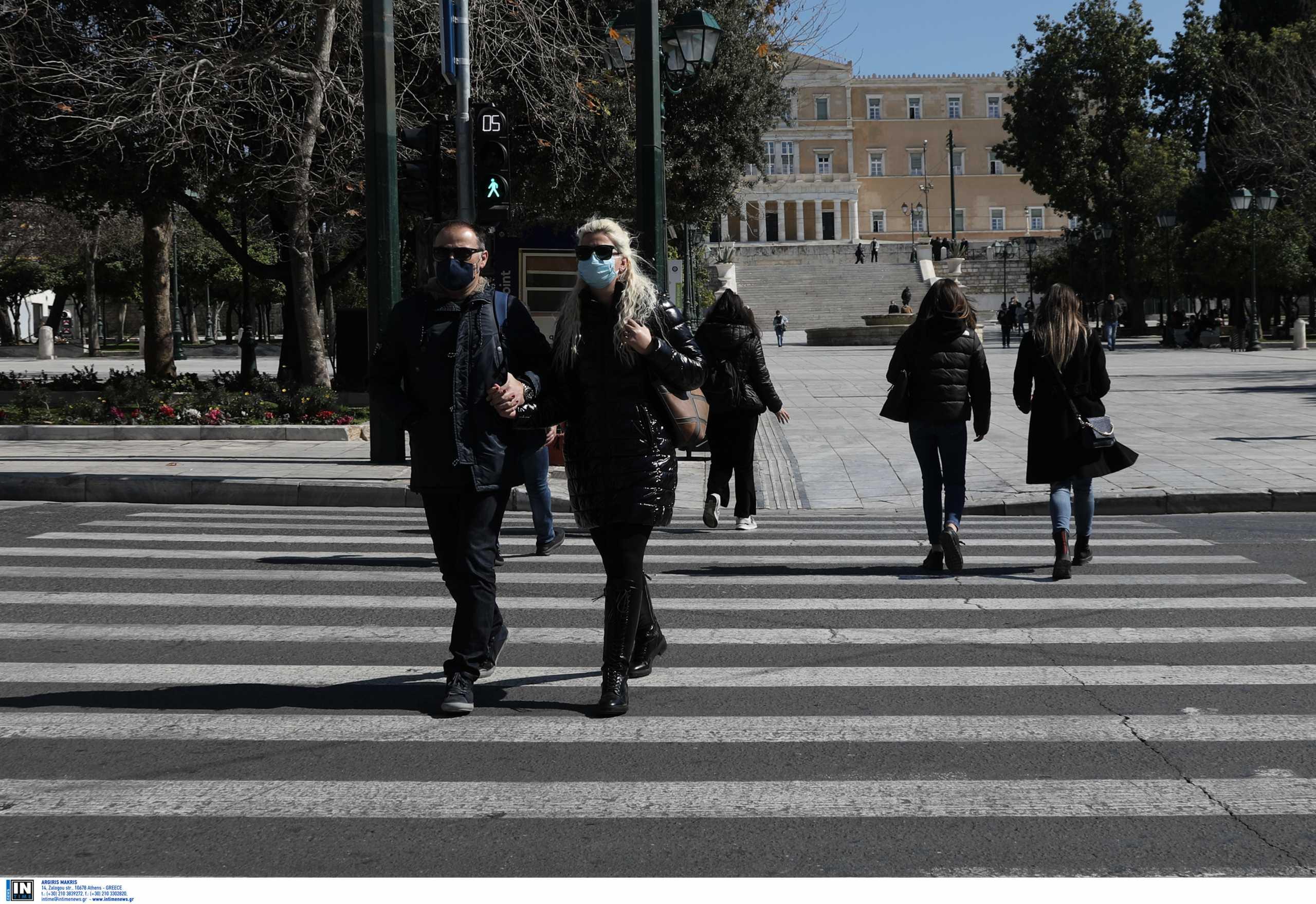 Κορονοϊός: Παραμένει «πρωταθλήτρια» η Αττική με 1.510 νέα κρούσματα – Οι περιοχές με τριψήφιο αριθμό μολύνσεων