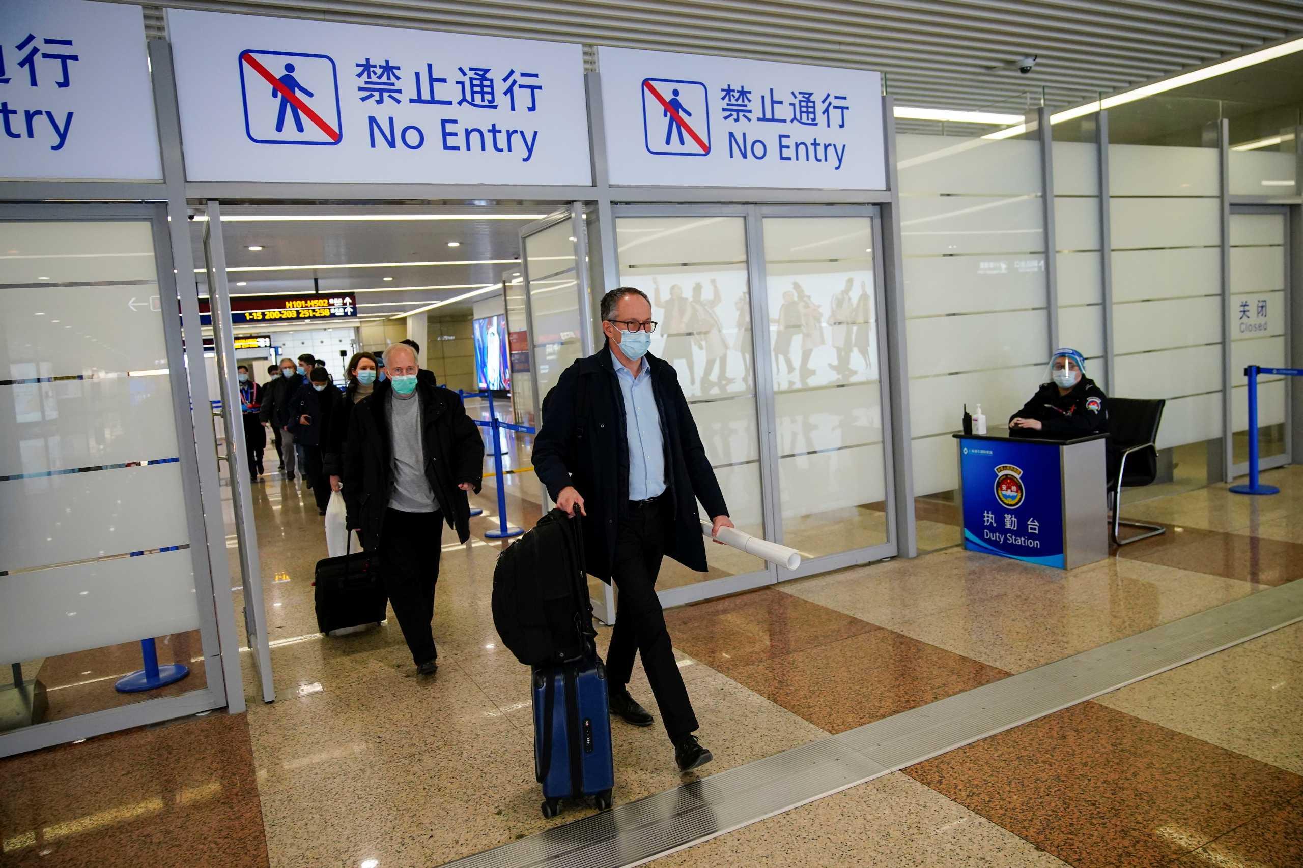 Κορονοϊός: Η Κίνα καθιερώνει το ψηφιακό «διαβατήριο υγείας» στα ταξίδια