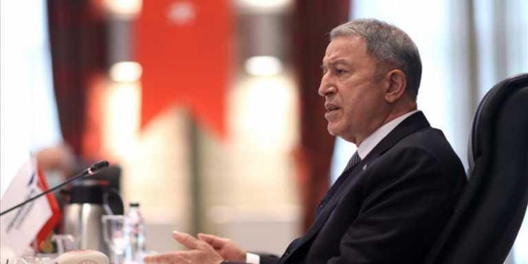 Νέες προκλήσεις Ακάρ: Για την Κύπρο έχουμε την ίδια αντίληψη με το 1974 – Είναι εθνική υπόθεση