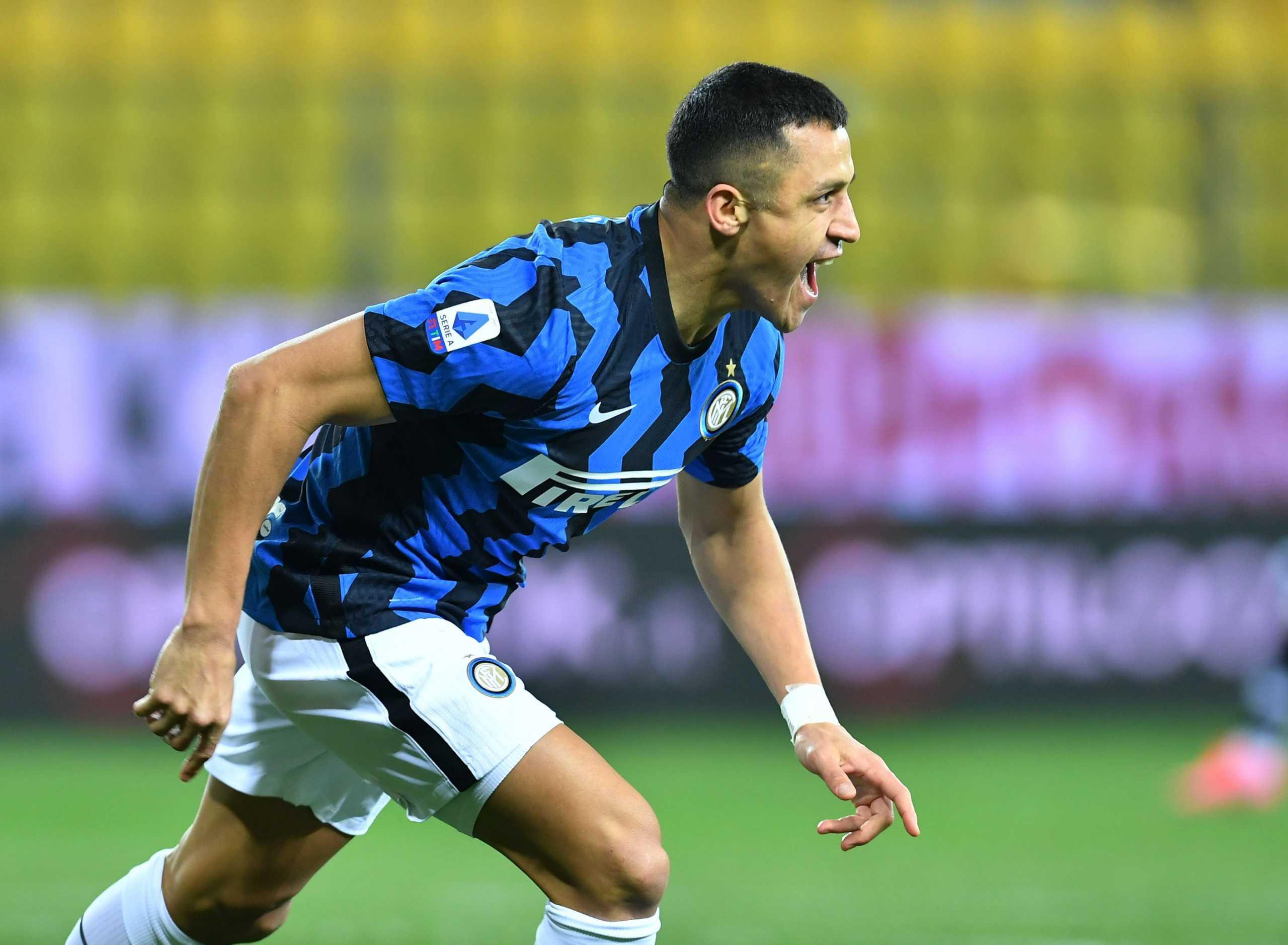 Serie A: «Προελαύνει» η Ίντερ με Αλ6ς Σάντσες (video)