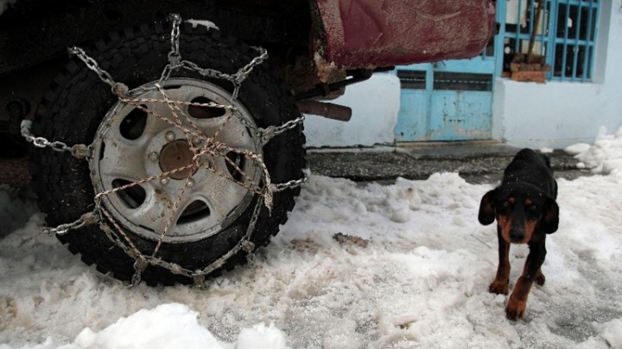 Καιρός – Δυτική Μακεδονία: Επελαύνει ο χιονιάς – Πού χρειάζονται αντιολισθητικές αλυσίδες