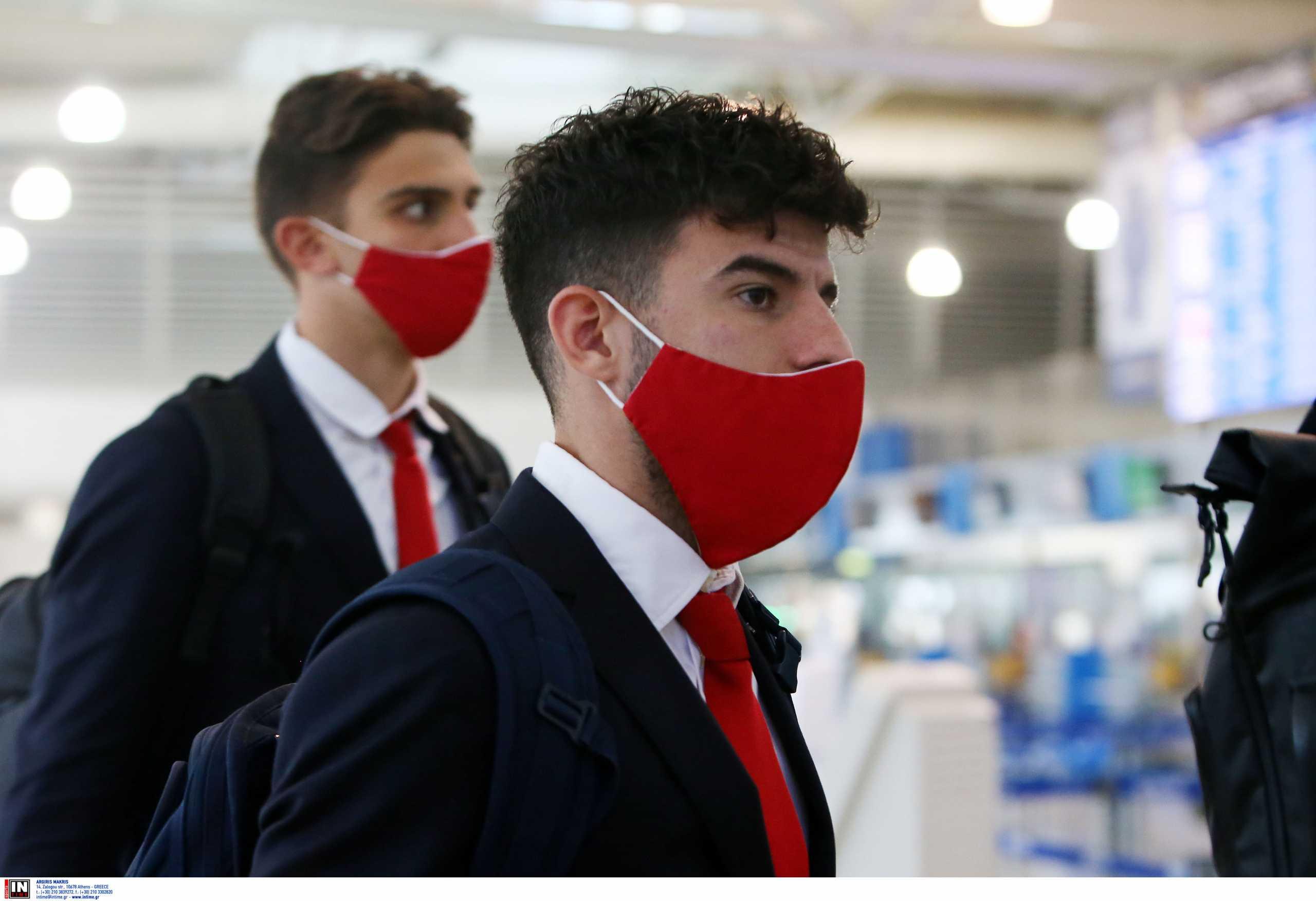 Άρσεναλ – Ολυμπιακός: Πέταξαν για Λονδίνο οι Πειραιώτες