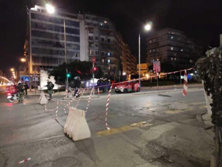 Θεσσαλονίκη: Αστυνομικές δυνάμεις απέκλεισαν το ΑΠΘ – Ένταση, χημικά και προσαγωγές (pics, video)