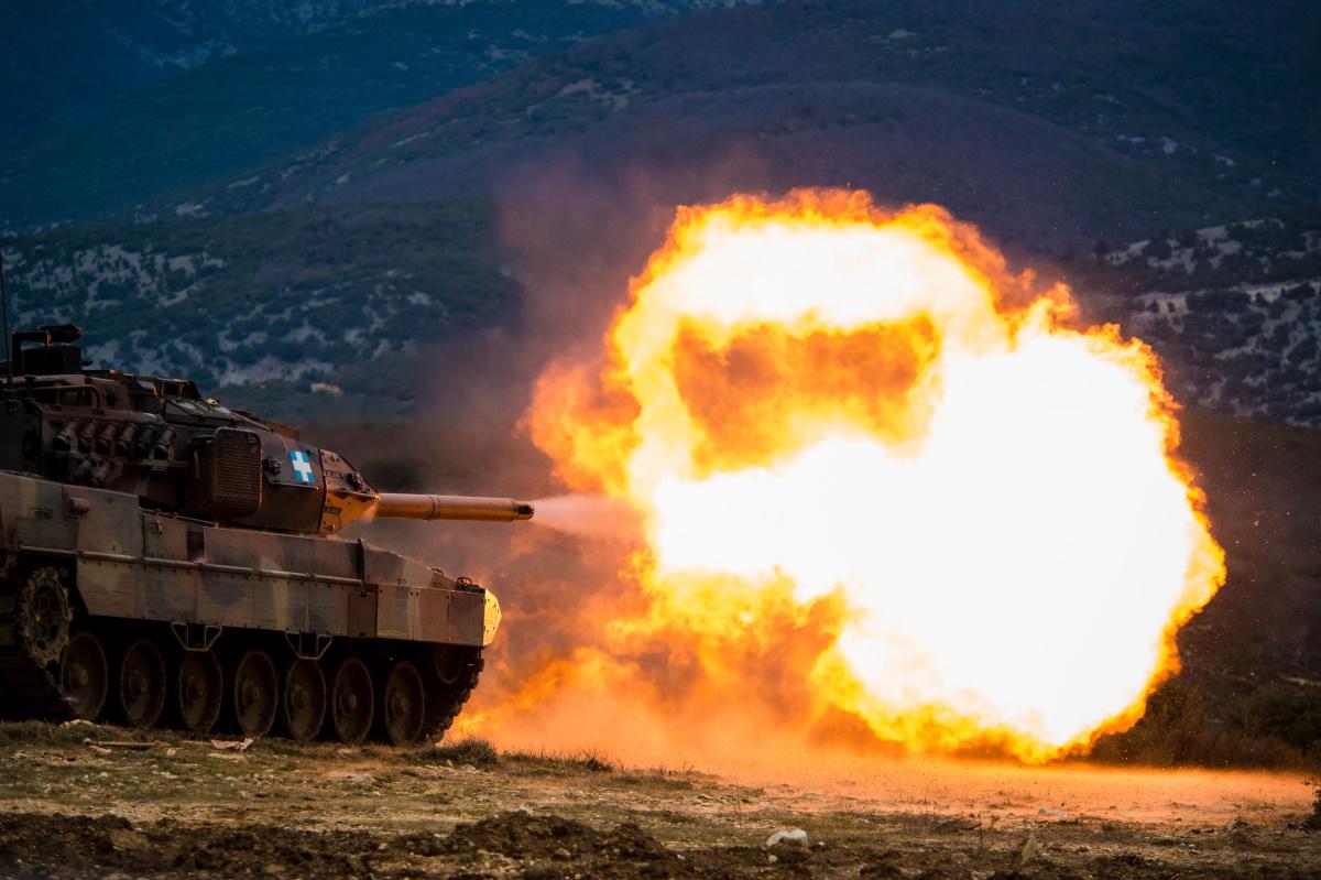 Άσκηση Ελλάδας και ΗΠΑ στη Θράκη: Εντυπωσιακή δύναμη πυρός [pics]