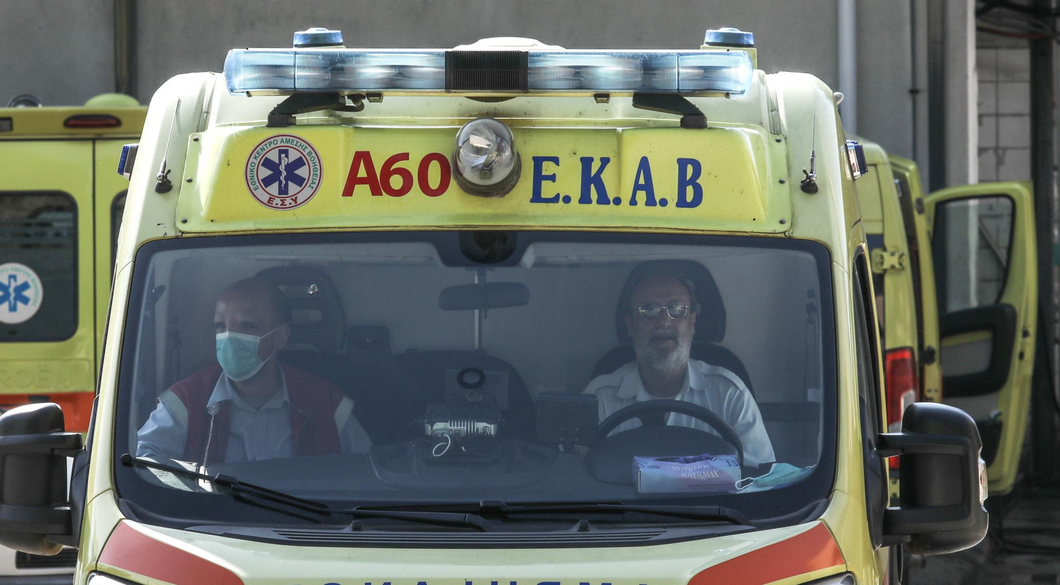 Κοζάνη: 76χρονος έπαθε εγκεφαλικό την ώρα που έτρωγε