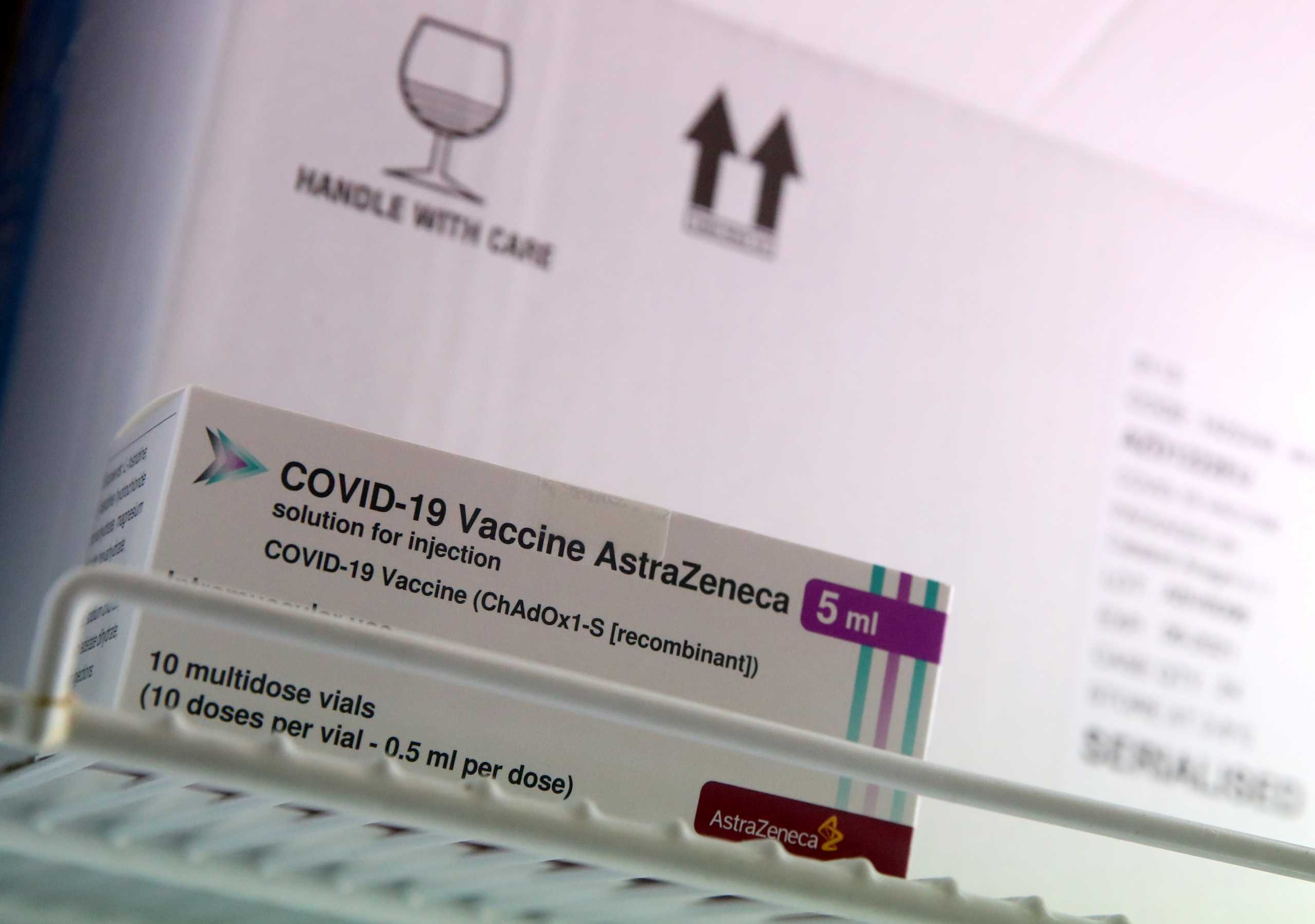 Εμβόλιο AstraZeneca: Γάλλοι πυροσβέστες ανέστειλαν τον εμβολιασμό λόγω παρενεργειών