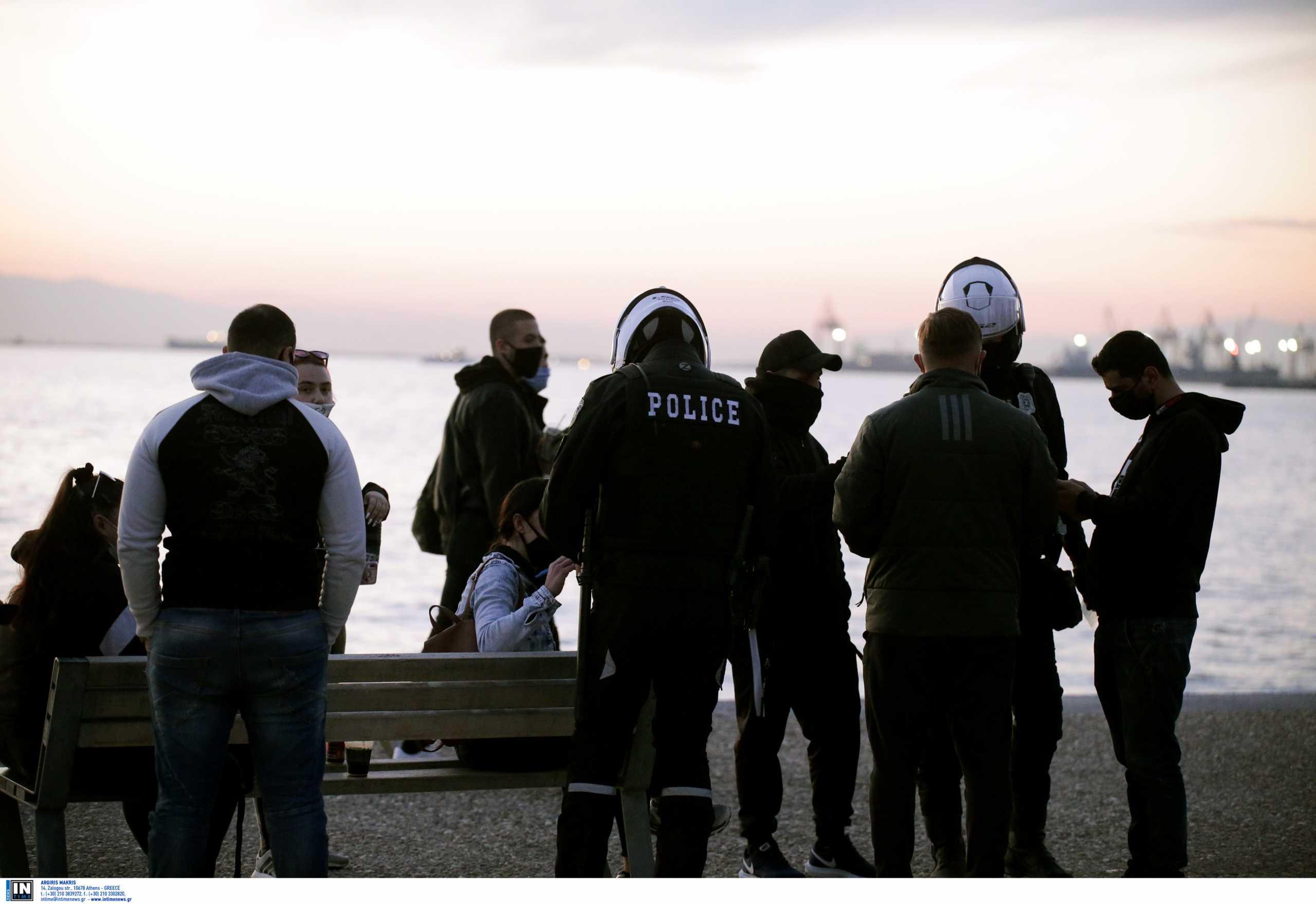 Κορονοϊός: Πρόστιμα και συλλήψεις για παραβίαση των μέτρων