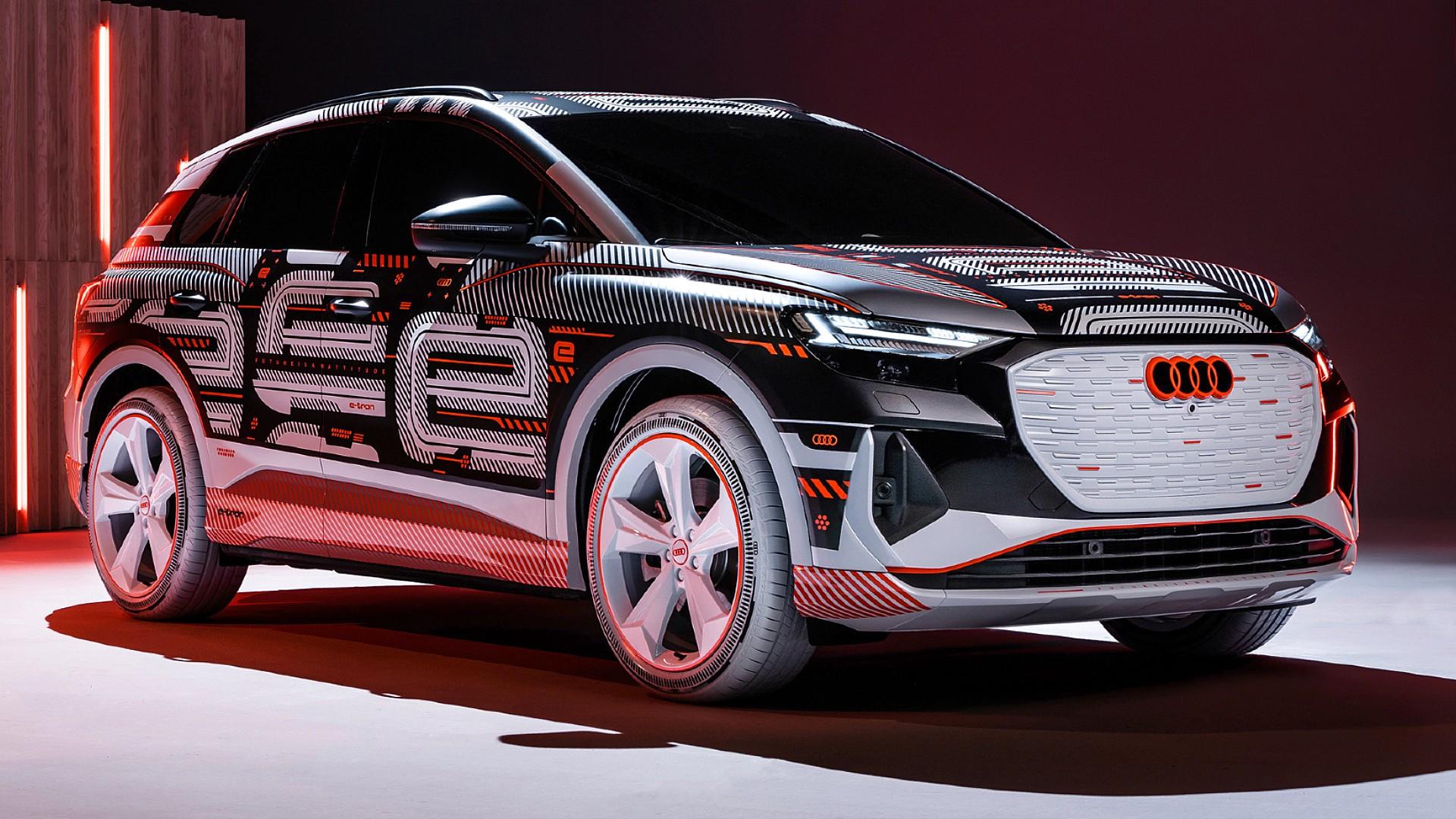 Προ των πυλών το ηλεκτρικό Audi Q4 e-tron [vid]
