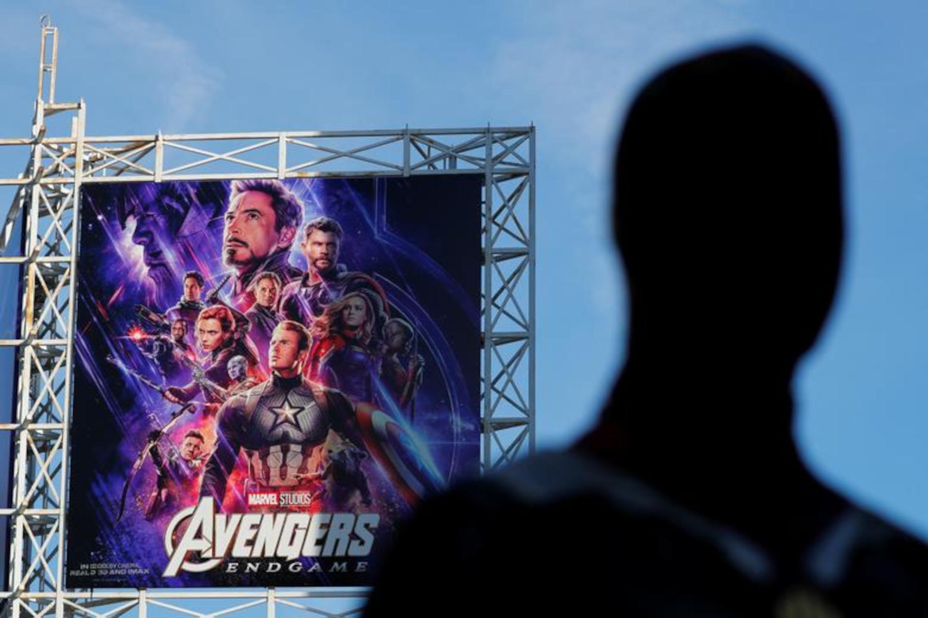 Είδε το Avengers: Endgame 191 φορές!