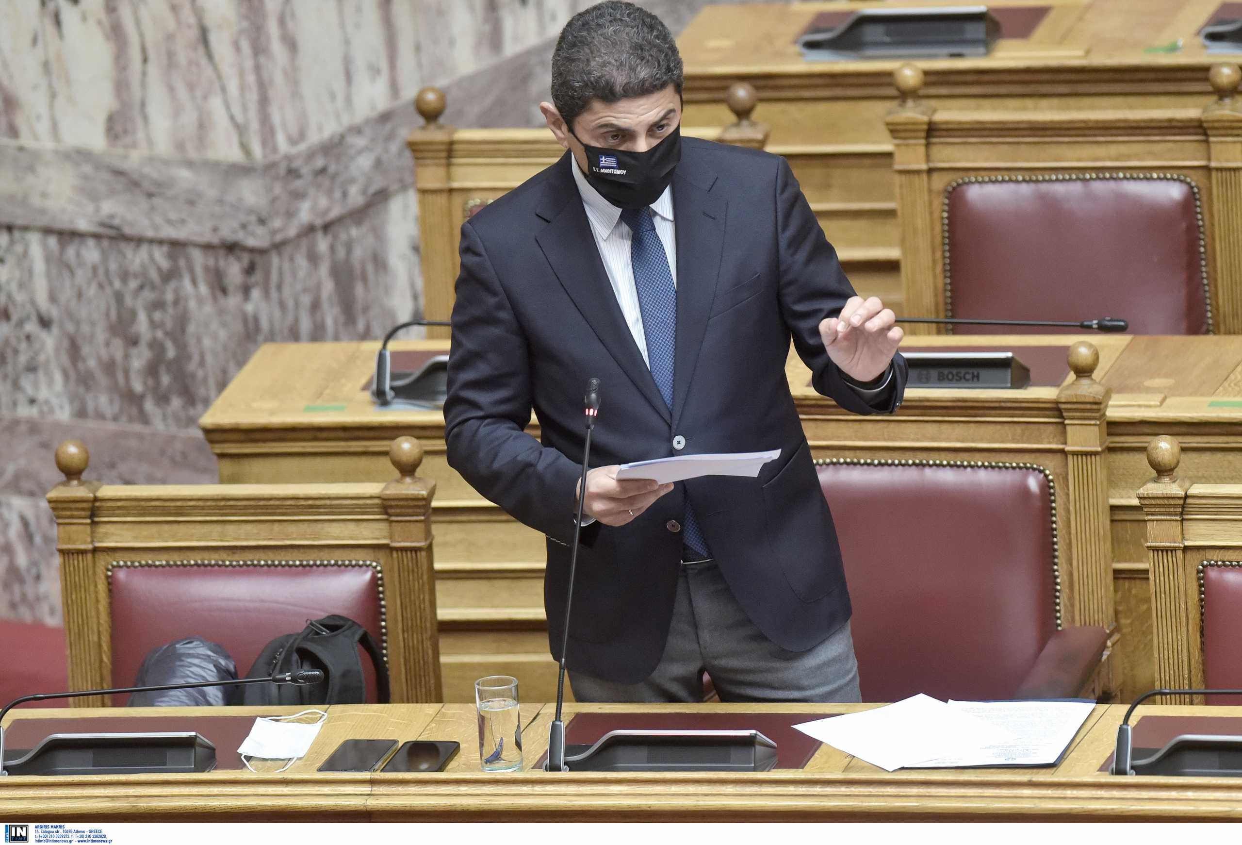 ΕΟΚ: Η απάντηση του Αυγενάκη στον Βασιλακόπουλο