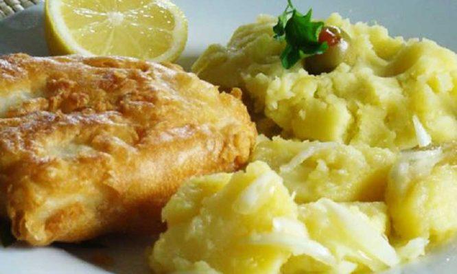 Η αγιορείτικη συνταγή για μπακαλιάρο σκορδαλιά του πατέρα Νικήτα είναι ό,τι χρειάζεσαι για την 25η Μαρτίου