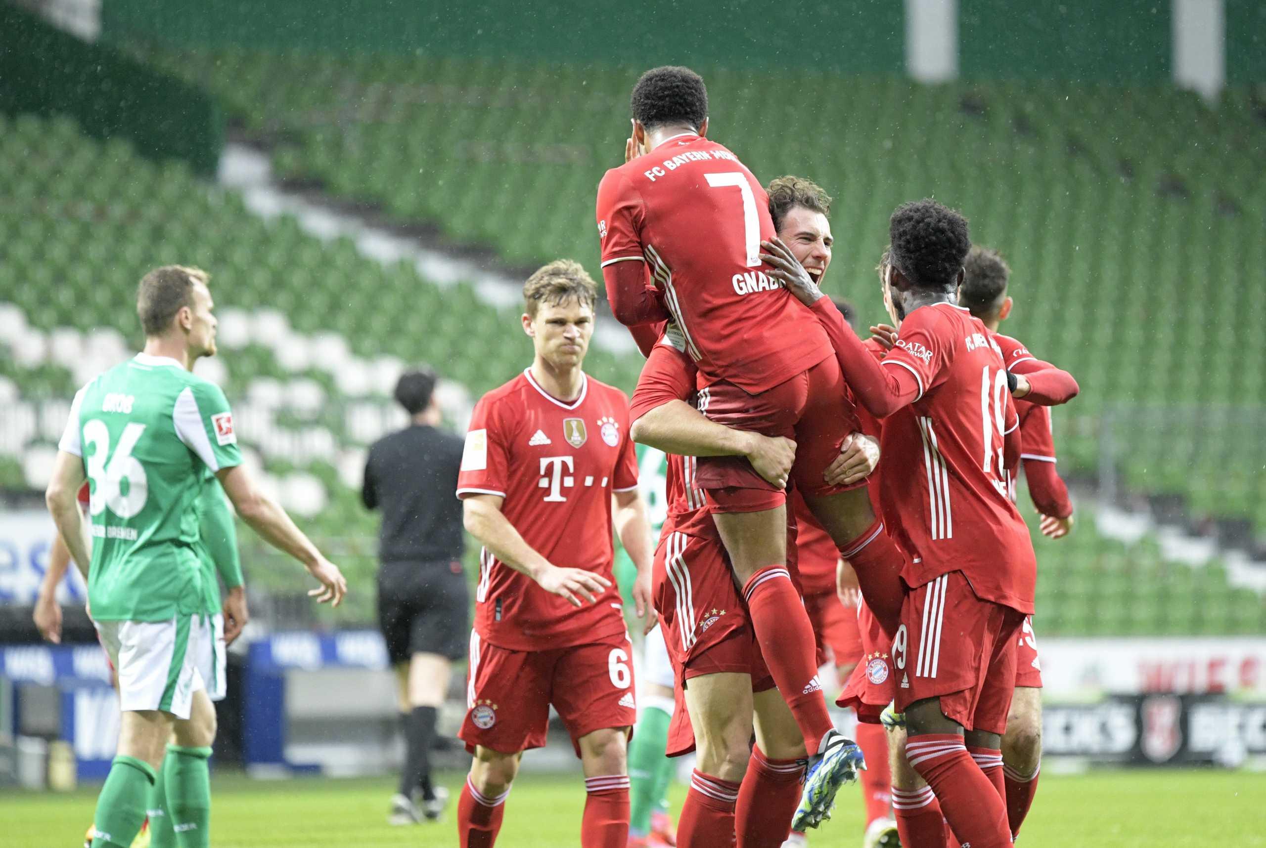 Bundesliga: Εύκολα η Μπάγερν – «Διασυρμός» για τη Σάλκε του Γραμμόζη (videos)
