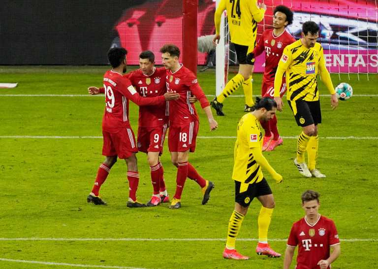 Bundesliga: Φοβερή ανατροπή της Μπάγερν με τον Λεβαντόφσκι να «καταπίνει» τον τρομερό Χάαλαντ (video)