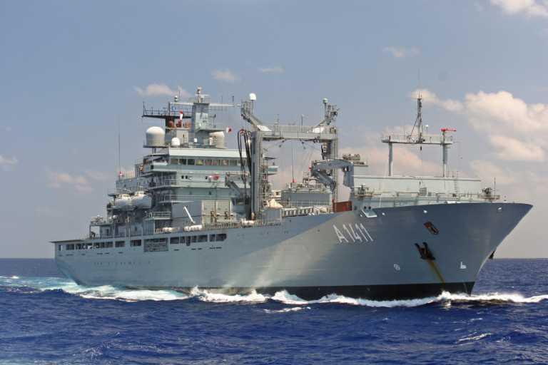 Λιβύη: Η Γερμανία στέλνει το «Berlin» στη Μεσόγειο για να επιτηρεί την τήρηση του εμπάργκο όπλων