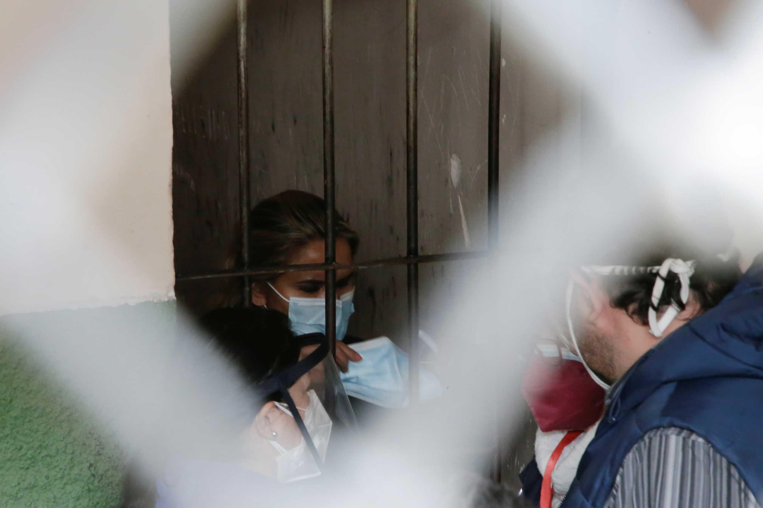 Βολιβία: Από τη φυλακή στο νοσοκομείο η πρώην μεταβατική πρόεδρος Τζανίνε Άνιες
