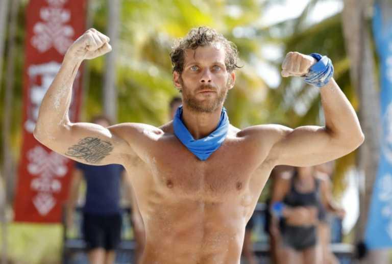 Survivor - Chris Σταμούλης: Η πρώτη ανάρτηση μετά την αποχώρηση με νέο look