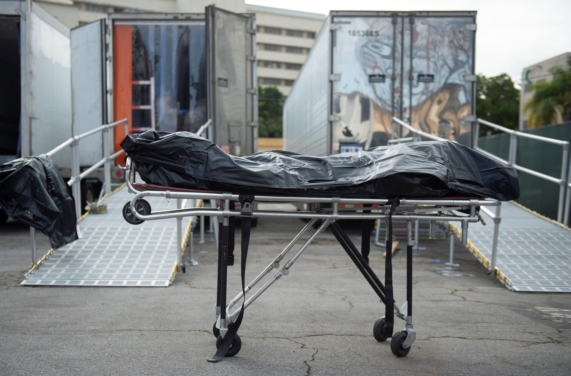 Τον νόμιζαν νεκρό αλλά «ζωντάνεψε» στο τραπέζι του ιατροδικαστή