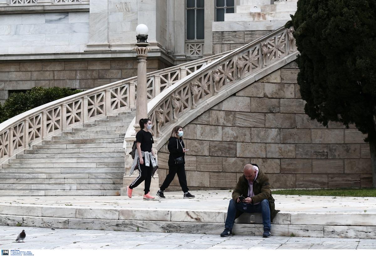 Κορονοϊός: Βαριανασαίνει με 1281 κρούσματα η Αττική – Πάνω από 300 στη Θεσσαλονίκη – Ο χάρτης της διασποράς