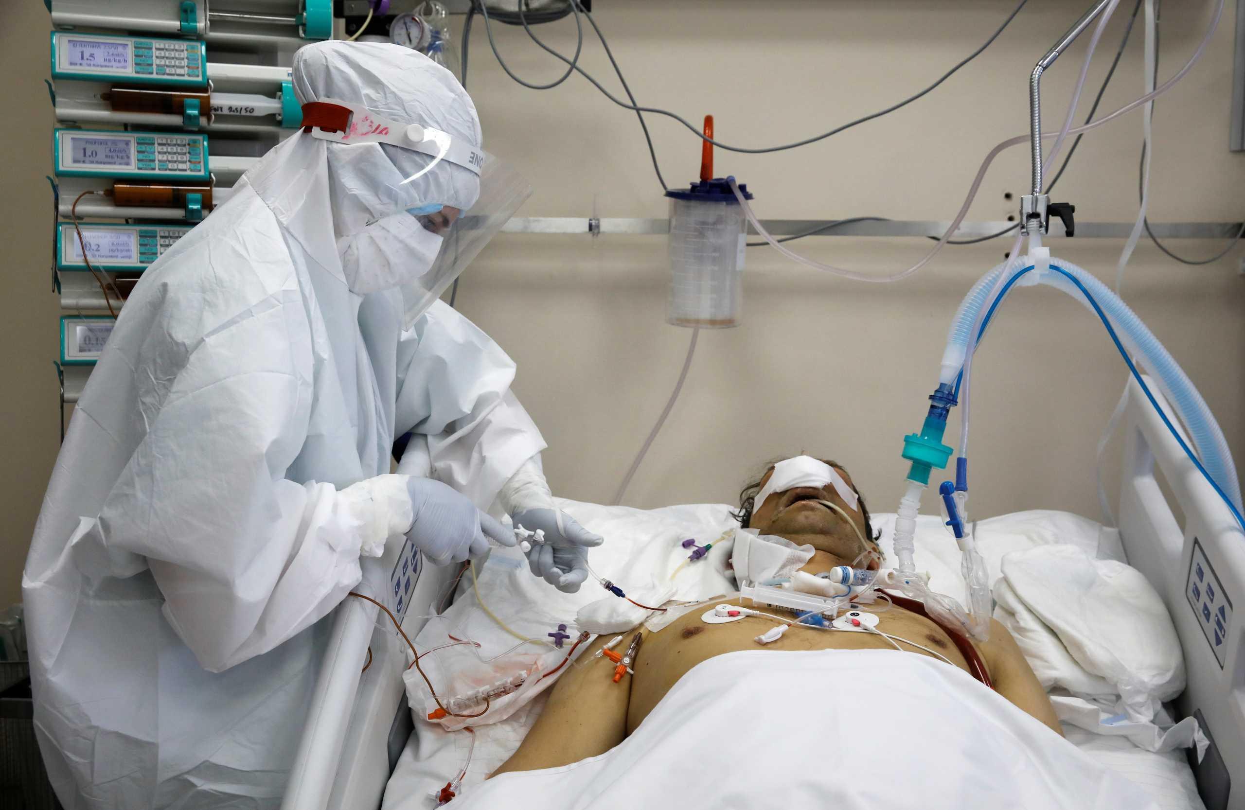Κορονοϊός – Έρευνα: Ένας στους τρεις ασθενείς δεν είχε καθόλου συμπτώματα