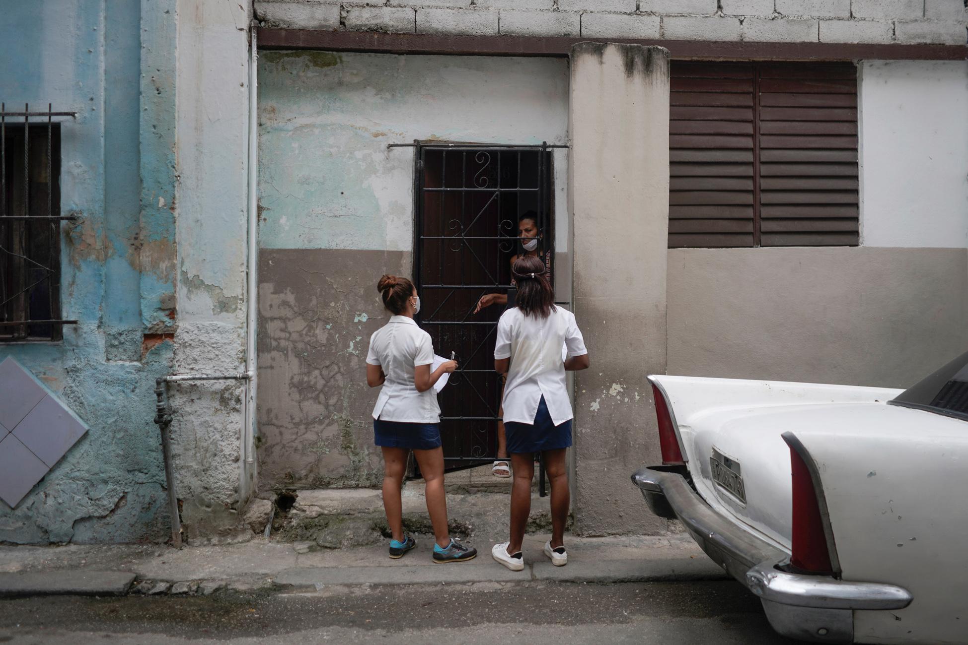 Κούβα – κορονοϊός: Ετοιμάζει 4 εμβόλια για τον πληθυσμό της και τις φιλικές χώρες