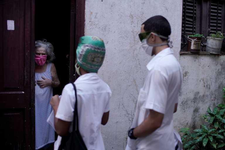 Κούβα: Ξεπέρασαν τις 50.000 τα κρούσματα κορονοϊού
